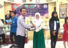 """Juara di """"Singing Contest"""" se-Surabaya"""