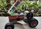 Hasil Karya Siswa – Mobil Lego Hidrolis