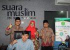 TABLOID UDARA TENTANG SMP KHADIJAH DI RADIO SUARA MUSLIM