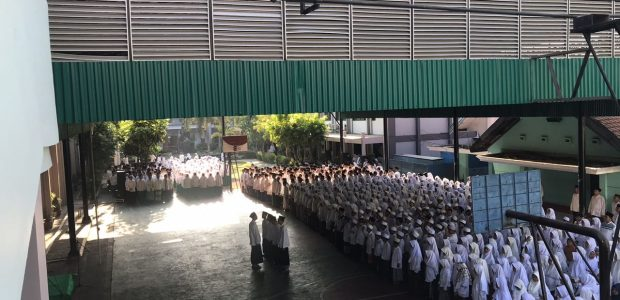 UPACARA HARI SANTRI NASIONAL 22 OKTOBER 2018