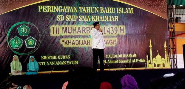 PERINGATAN TAHUN BARU ISLAM 10 MUHARROM 1439 H