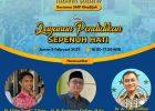 SMP Khadijah OnAir di Suara Muslim Surabaya