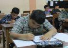 PELAKSANAKAN TEST PPDB Tahun ajaran 2017-2018